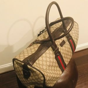 Gucci Carry-on Duffle Bag